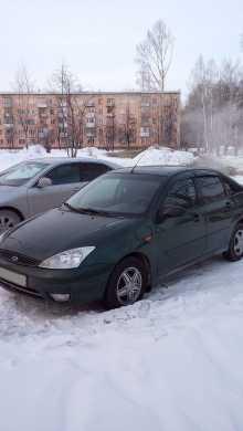 Новосибирск Focus 2004