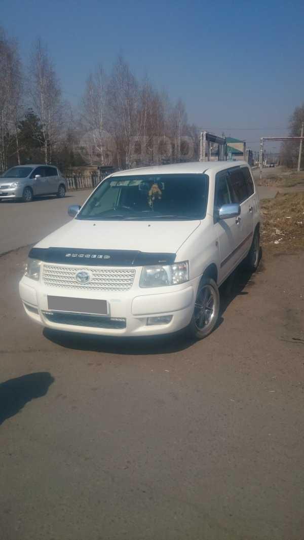Toyota Succeed, 2004 год, 330 000 руб.