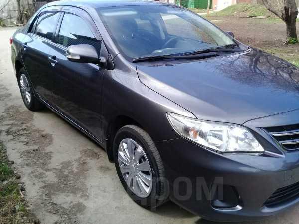Toyota Corolla, 2011 год, 585 000 руб.