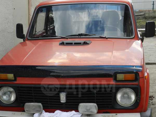 Лада 4x4 2121 Нива, 1981 год, 80 000 руб.