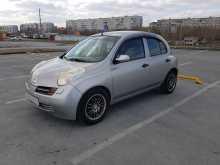 Nissan Micra, 2004 г., Новосибирск