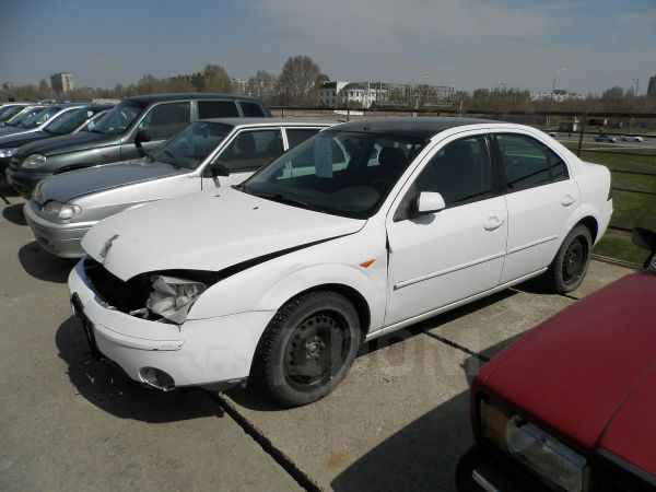 Ford Mondeo, 2002 год, 179 000 руб.