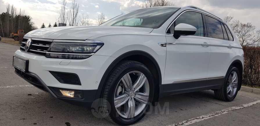 Volkswagen Tiguan, 2017 год, 2 400 000 руб.