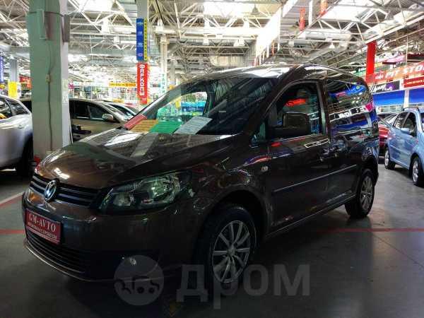 Volkswagen Caddy, 2013 год, 599 000 руб.