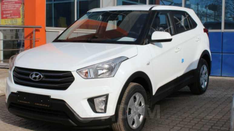 Hyundai Creta, 2018 год, 917 900 руб.
