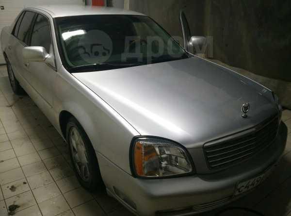 Cadillac DeVille, 2000 год, 750 000 руб.
