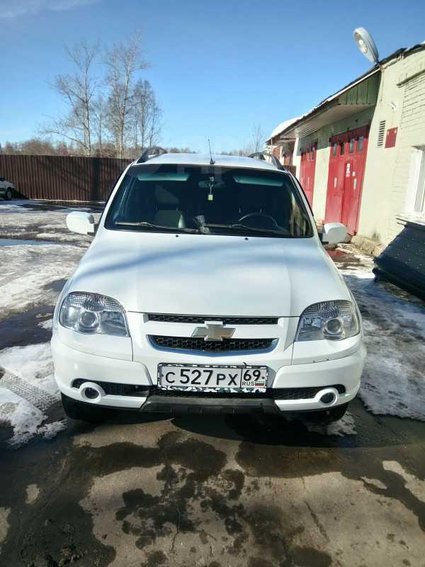 Chevrolet Niva, 2011 год, 362 000 руб.
