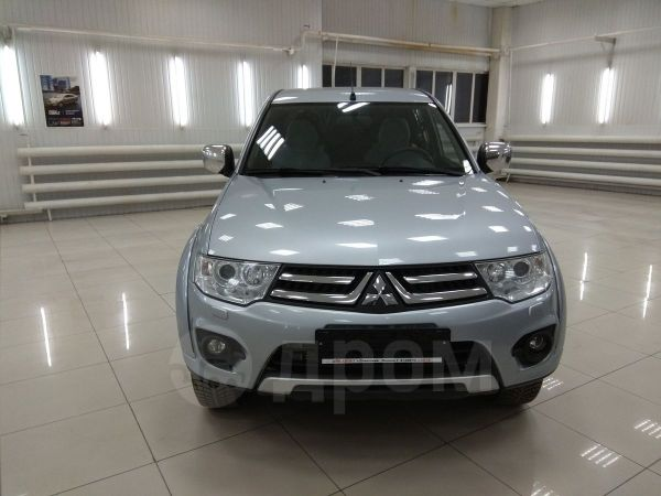 Mitsubishi L200, 2014 год, 1 460 000 руб.