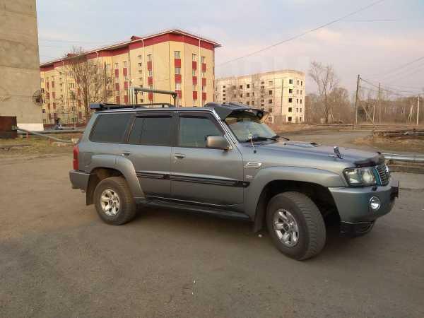 Nissan Patrol, 2004 год, 969 969 руб.
