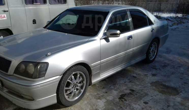 Toyota Crown, 2001 год, 250 000 руб.