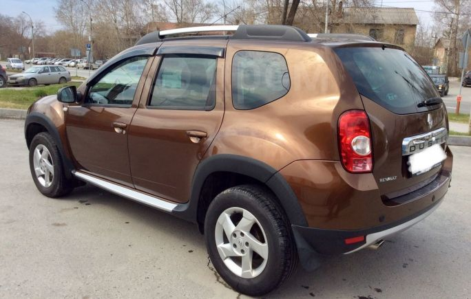 Renault Duster, 2012 год, 575 000 руб.