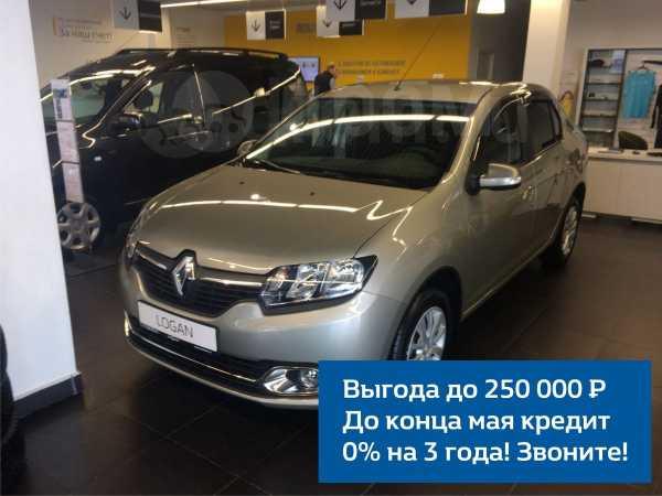 Renault Logan, 2017 год, 805 338 руб.