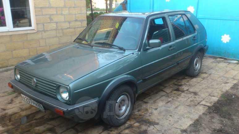 Volkswagen Golf, 1988 год, 57 000 руб.