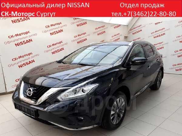 Nissan Murano, 2018 год, 2 470 000 руб.