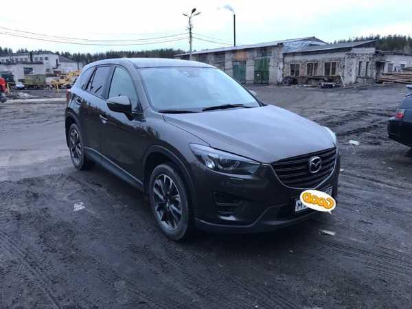 Mazda CX-5, 2016 год, 1 500 000 руб.
