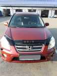 Honda CR-V, 2006 год, 545 000 руб.