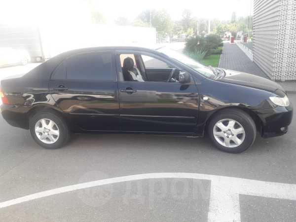 Toyota Corolla, 2002 год, 222 000 руб.