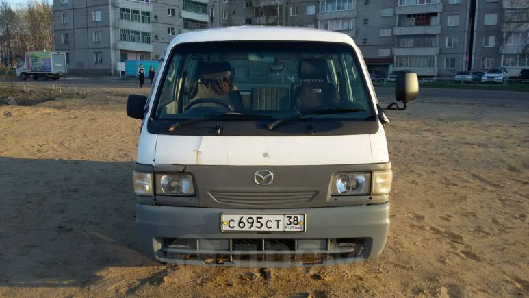 Mazda Bongo Brawny, 2003 год, 230 000 руб.