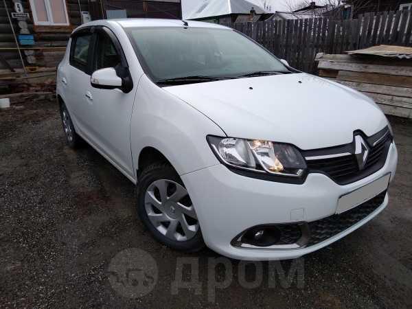 Renault Sandero, 2014 год, 455 000 руб.