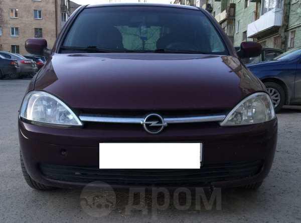 Opel Corsa, 2003 год, 110 000 руб.