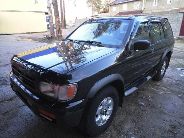 Nissan Pathfinder, 1998 год, 435 000 руб.