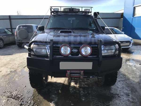 Nissan Patrol, 2000 год, 850 000 руб.