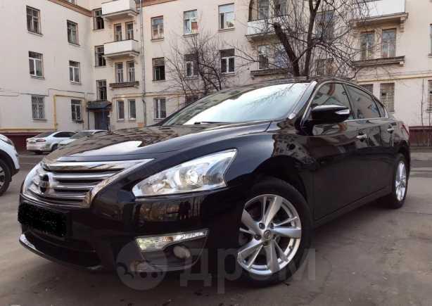 Nissan Teana, 2015 год, 1 100 000 руб.