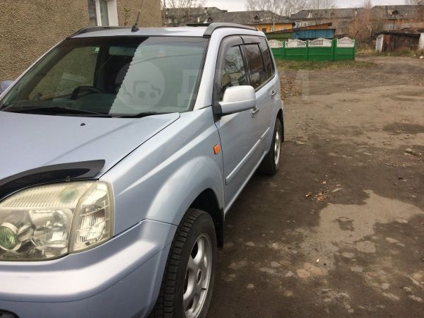 Nissan X-Trail, 2001 год, 370 000 руб.