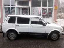 Ханты-Мансийск 4x4 2131 Нива 2014