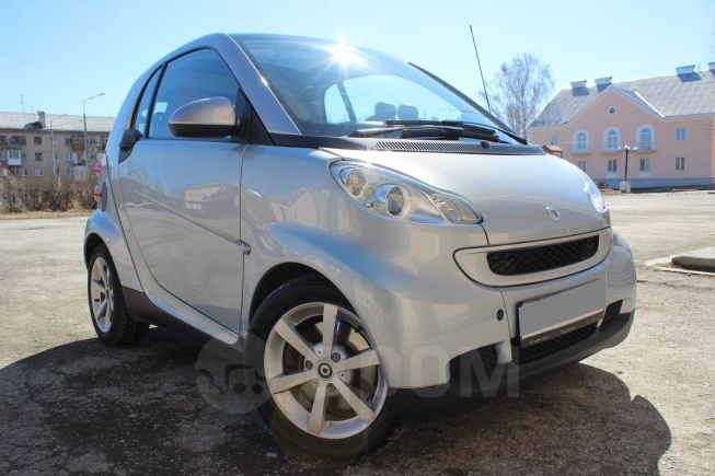 Smart Fortwo, 2008 год, 407 000 руб.