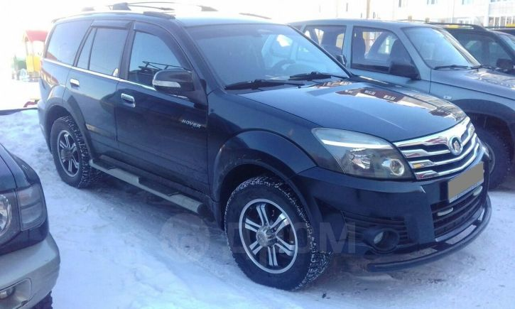 Great Wall Hover H3, 2012 год, 599 000 руб.