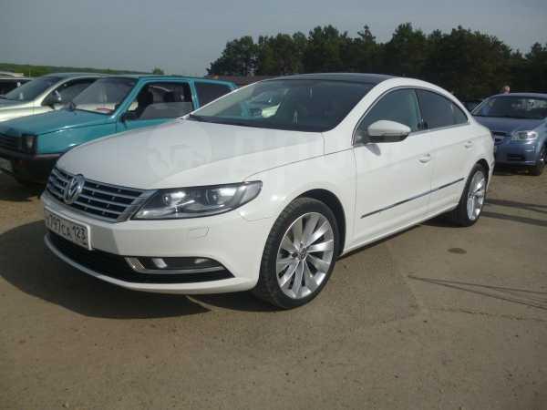 Volkswagen Passat CC, 2012 год, 870 000 руб.