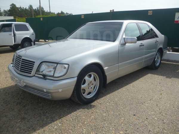 Mercedes-Benz S-Class, 1996 год, 650 000 руб.