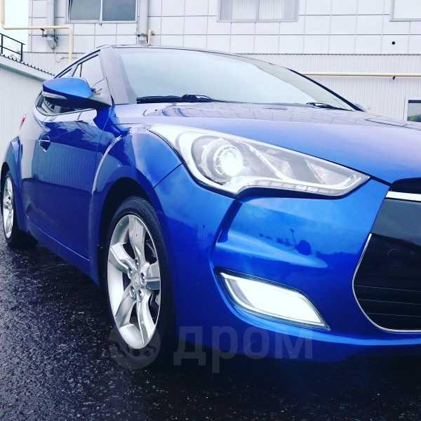 Hyundai Veloster, 2013 год, 670 000 руб.