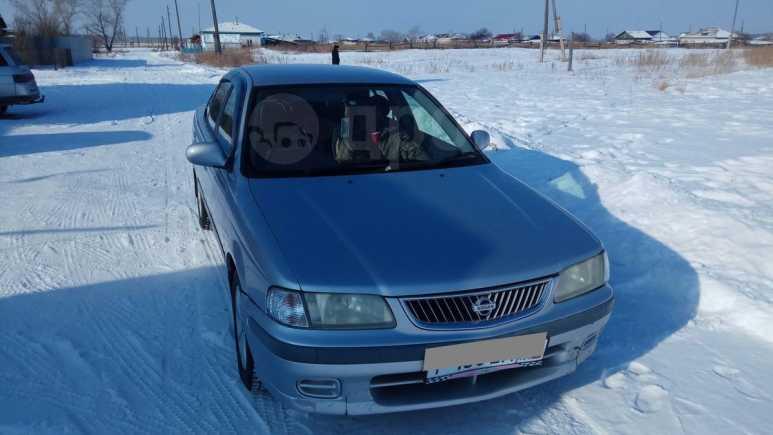 Nissan Sunny, 2001 год, 195 000 руб.
