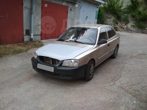 Hyundai Accent, 2005 год, 130 000 руб.