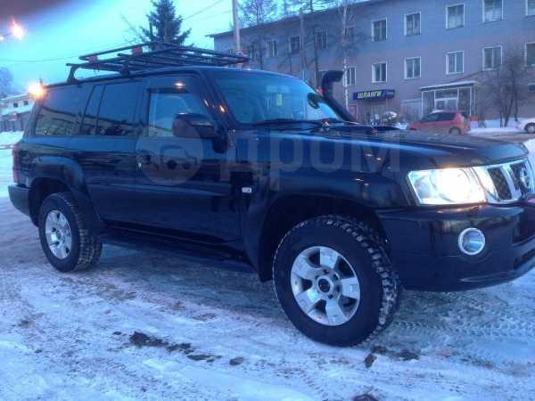 Nissan Patrol, 2007 год, 1 550 000 руб.