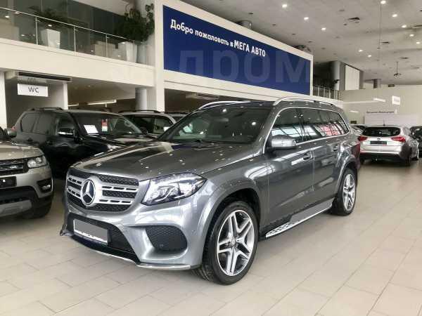 Mercedes-Benz GLS-Class, 2016 год, 4 099 000 руб.