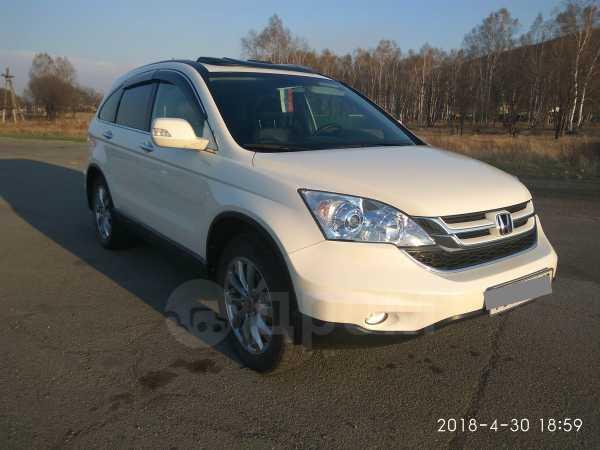 Honda CR-V, 2010 год, 1 150 000 руб.