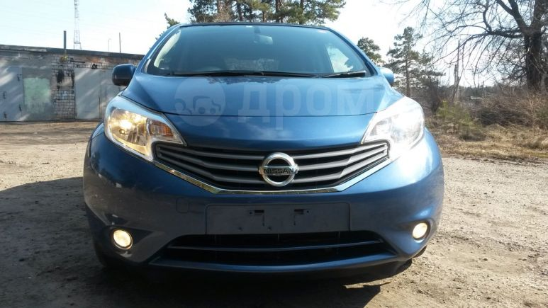 Nissan Note, 2014 год, 570 000 руб.