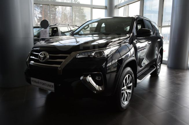 Toyota Fortuner, 2018 год, 2 892 000 руб.