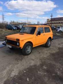 Курган 4x4 2121 Нива 1982