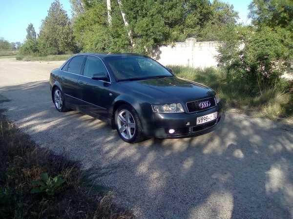 Audi A4, 2001 год, 355 000 руб.