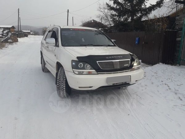 Toyota Harrier, 2000 год, 510 000 руб.