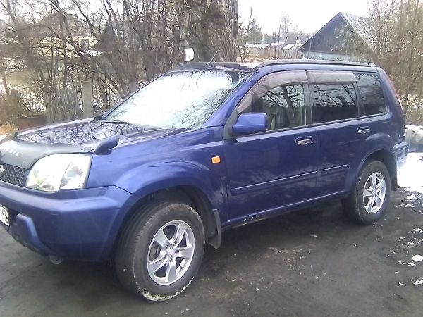 Nissan X-Trail, 2002 год, 410 000 руб.