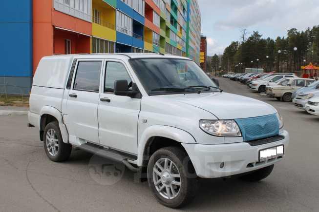 УАЗ Пикап, 2014 год, 710 000 руб.