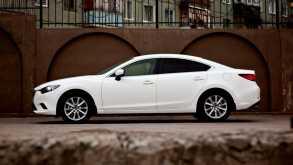 Саки Mazda6 2015