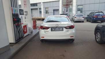 Саки Mazda6 2014
