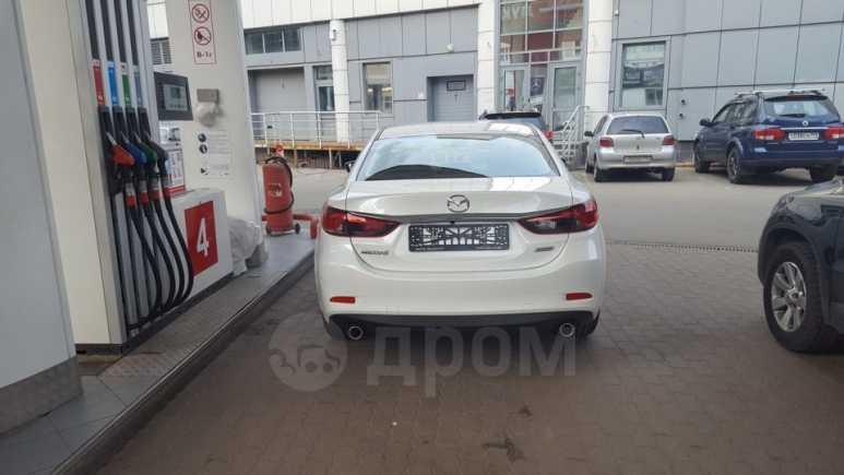 Mazda Mazda6, 2014 год, 1 140 000 руб.