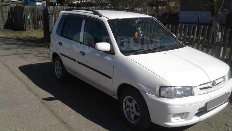 Mazda Demio, 1999 год, 200 000 руб.